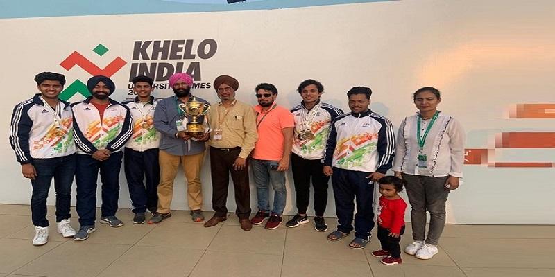 Khelo India Swimming