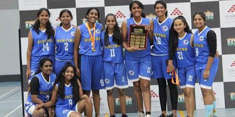 BAASC Girls' High School Basketball Championships
