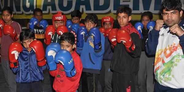 All India Inter-District Sub-Junior Boxing Championship