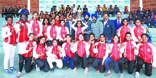 All India Inter-University American Football Championship