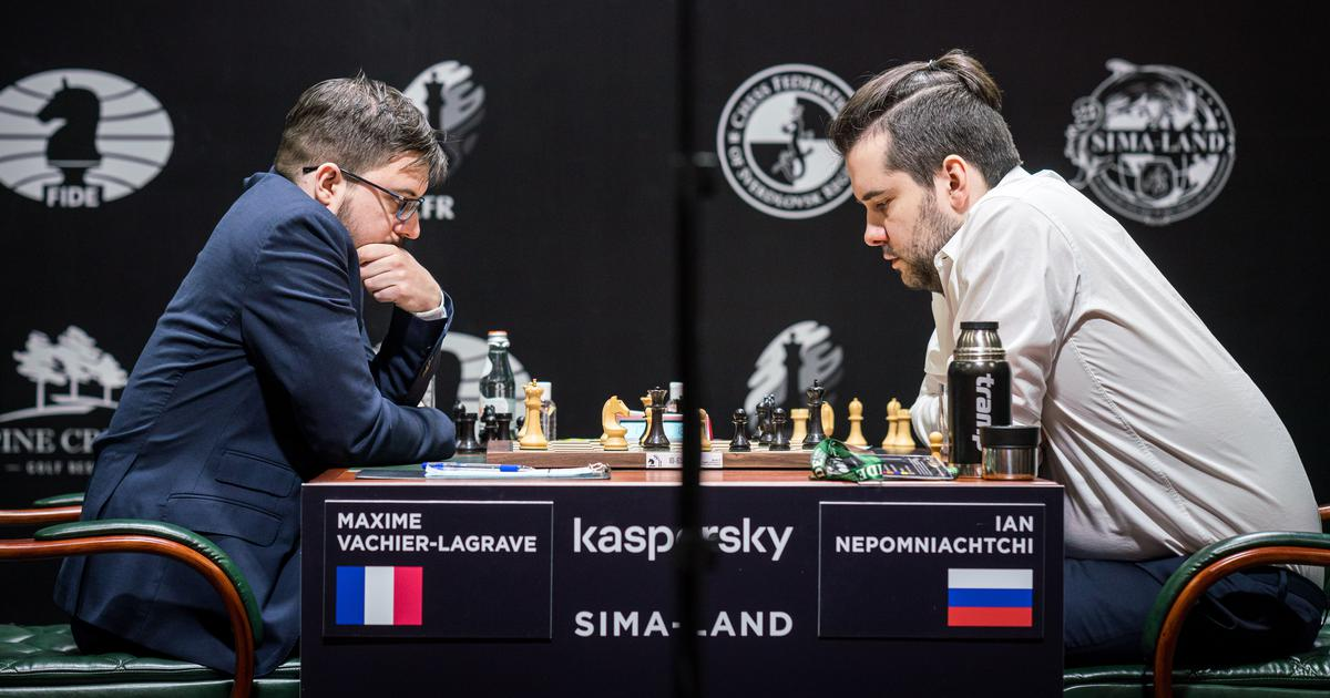 Fide Chess Candidates 2020