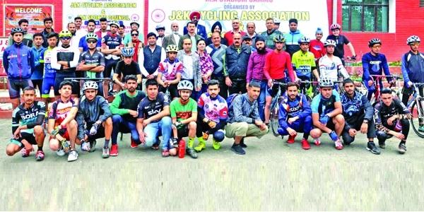 J&K Cycling Championship