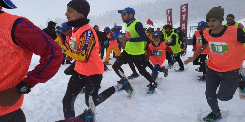 Khelo India Winter Games 2020