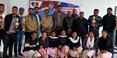 Rajouri District Table Tennis Championship