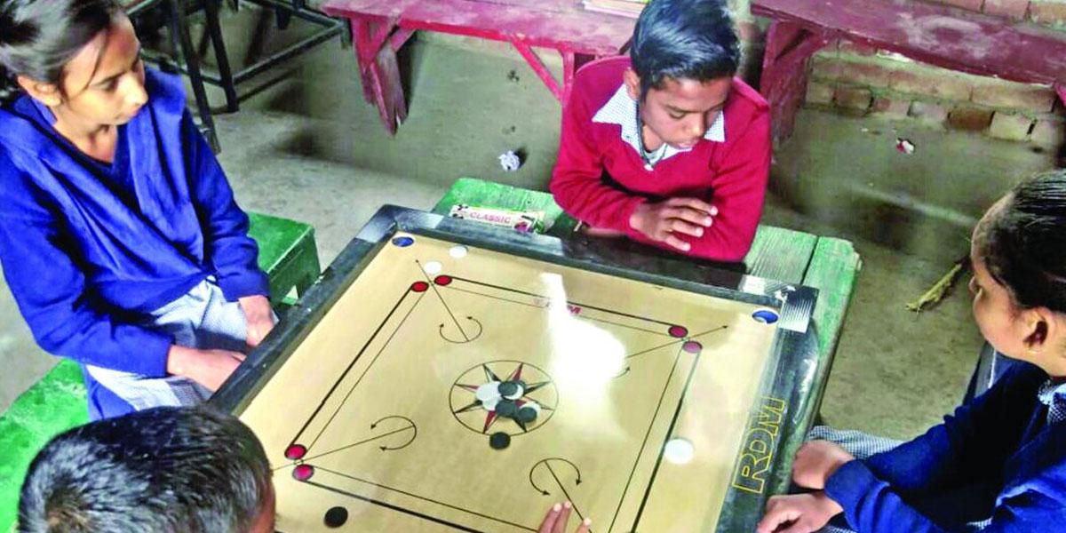 Khelo India Inter-Panchayat Chess and Carrom Tournament