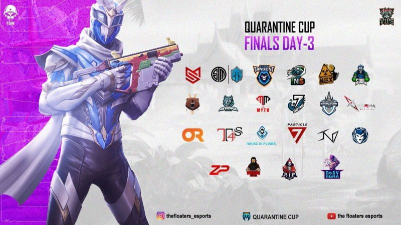 Quarantine Cup