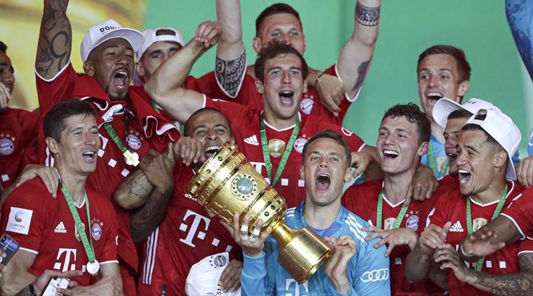German soccer cup