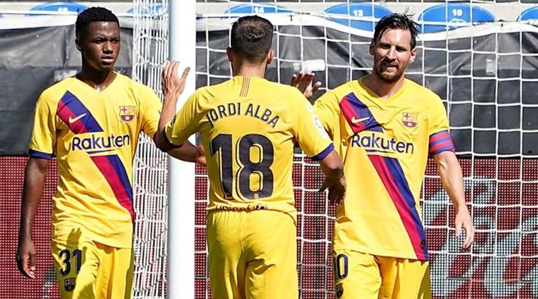La Liga campaign