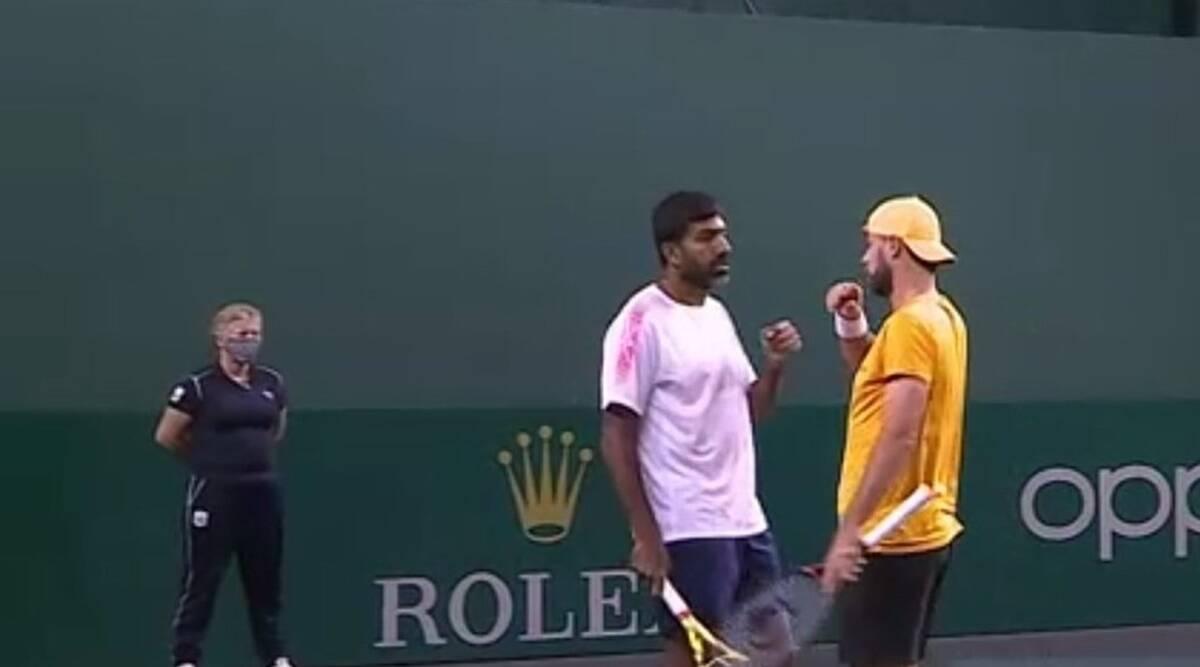 Paris Masters Tennis Tournament