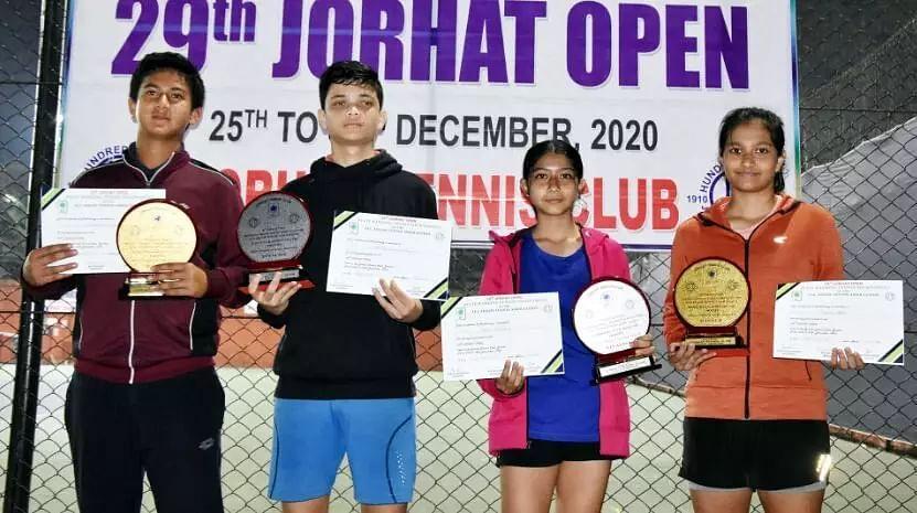 29th Jorhat Open Tennis Tournament