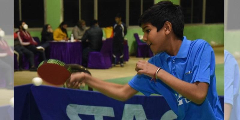 Chandigarh State Table Tennis Championship