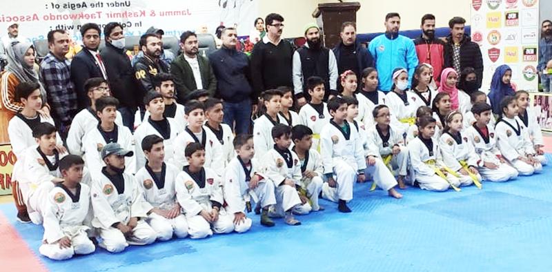 District Doda Taekwondo Championship