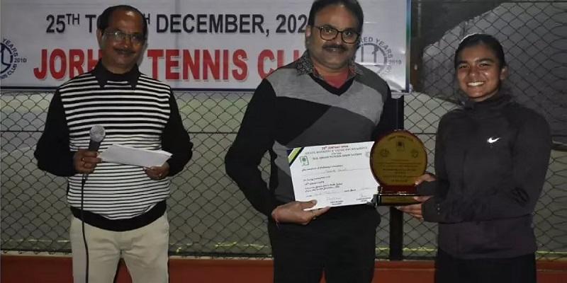 Jorhat Open Tennis Tournament