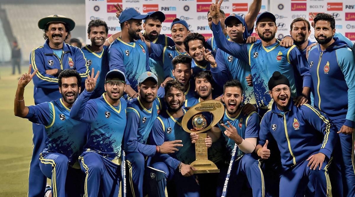 Syed Mushtaq Ali T20 Tournament