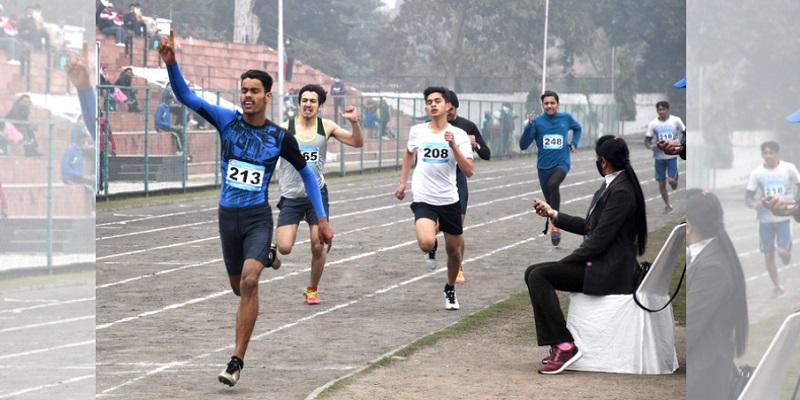 Chandigarh State Athletics Meet