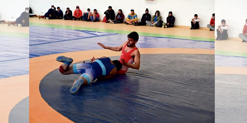 Chandigarh State Senior Wrestling Championship