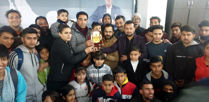 District Jammu Wushu Championship