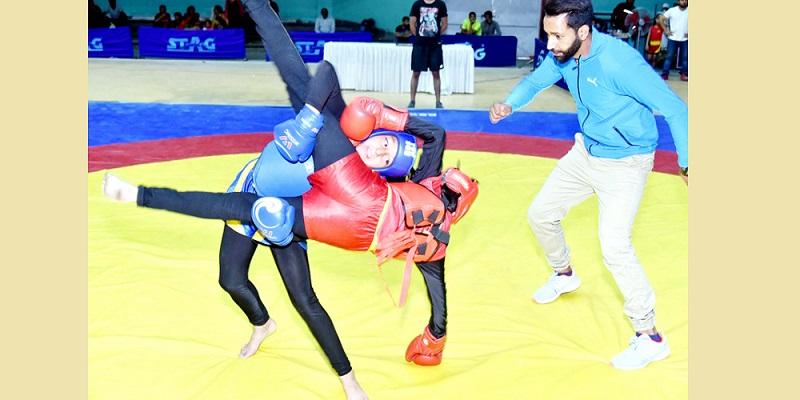 District level Wushu Championship