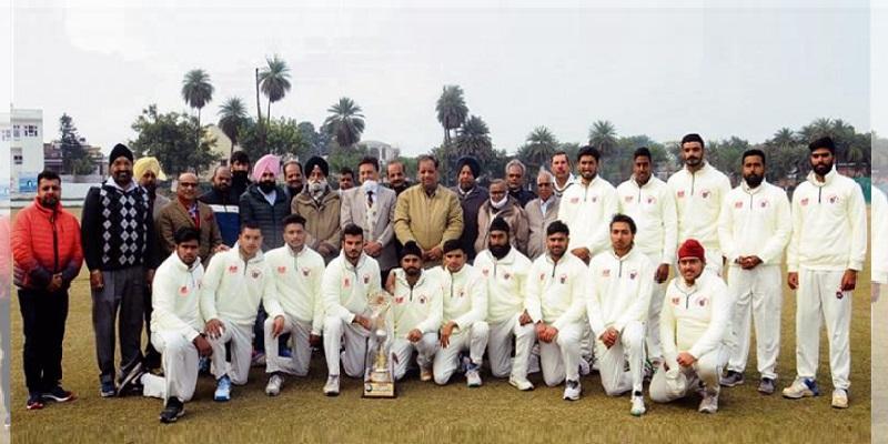 Hans Raj Saggi Memorial Mens Day Tournament