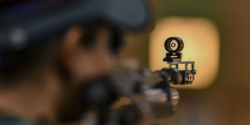 Indian shooting