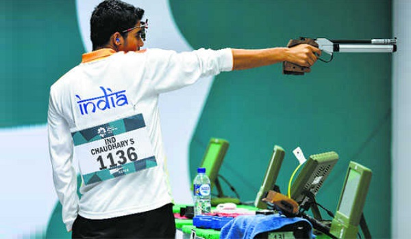 Asian Online Shooting Championship
