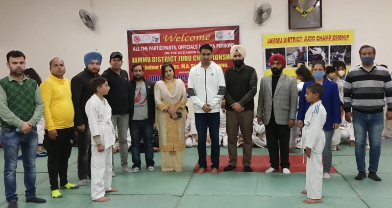 Jammu District Judo Championship