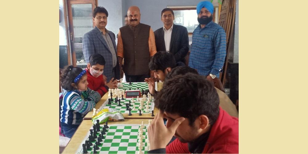 Jammu district Chess Championship