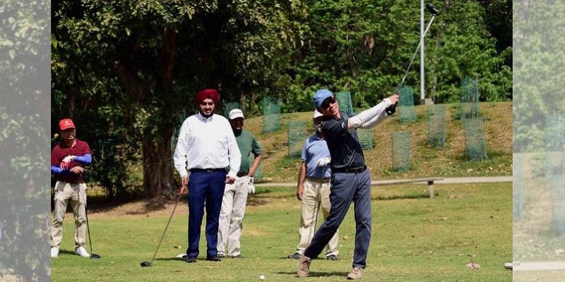 Allena Invitational Friendship Golf Cup