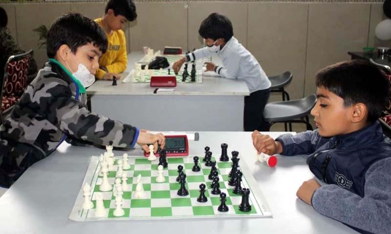 J&K UT level Chess Championship 2021