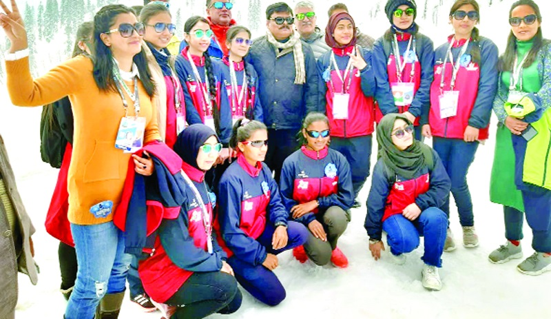 Khelo India Winter Games 2021
