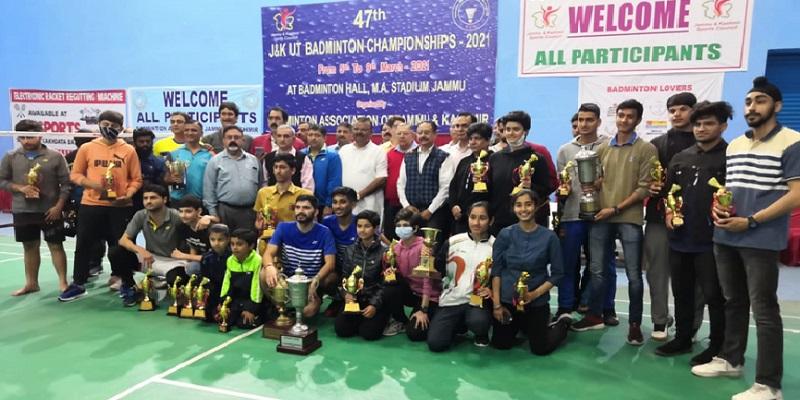 UT level Badminton Championship