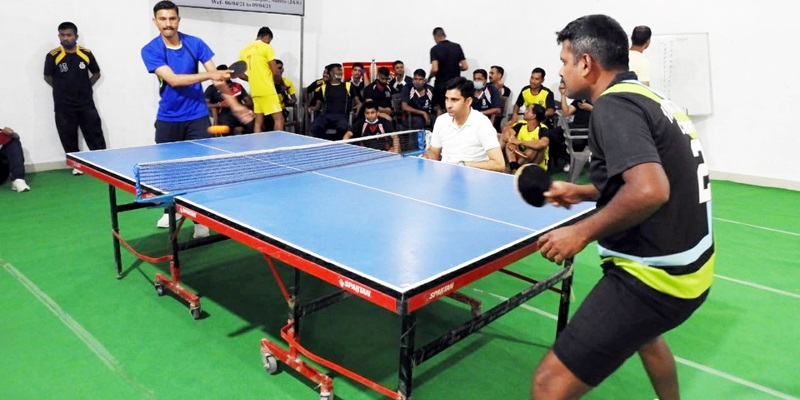 Inter-battalion Table Tennis Championship