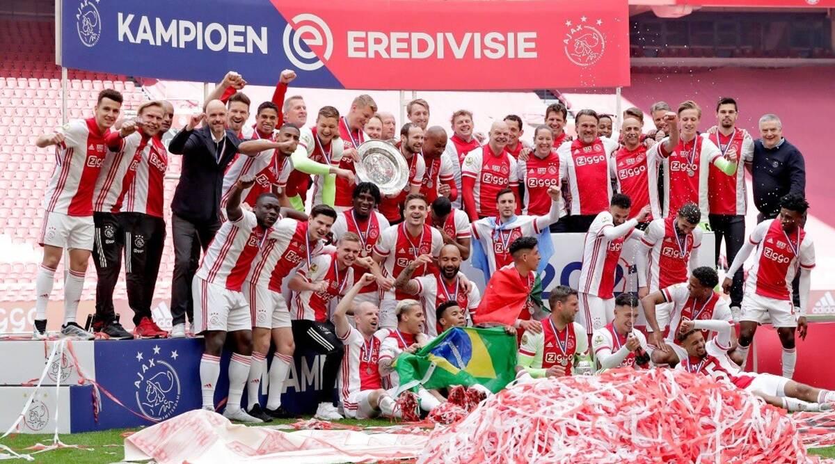 Dutch League Champions