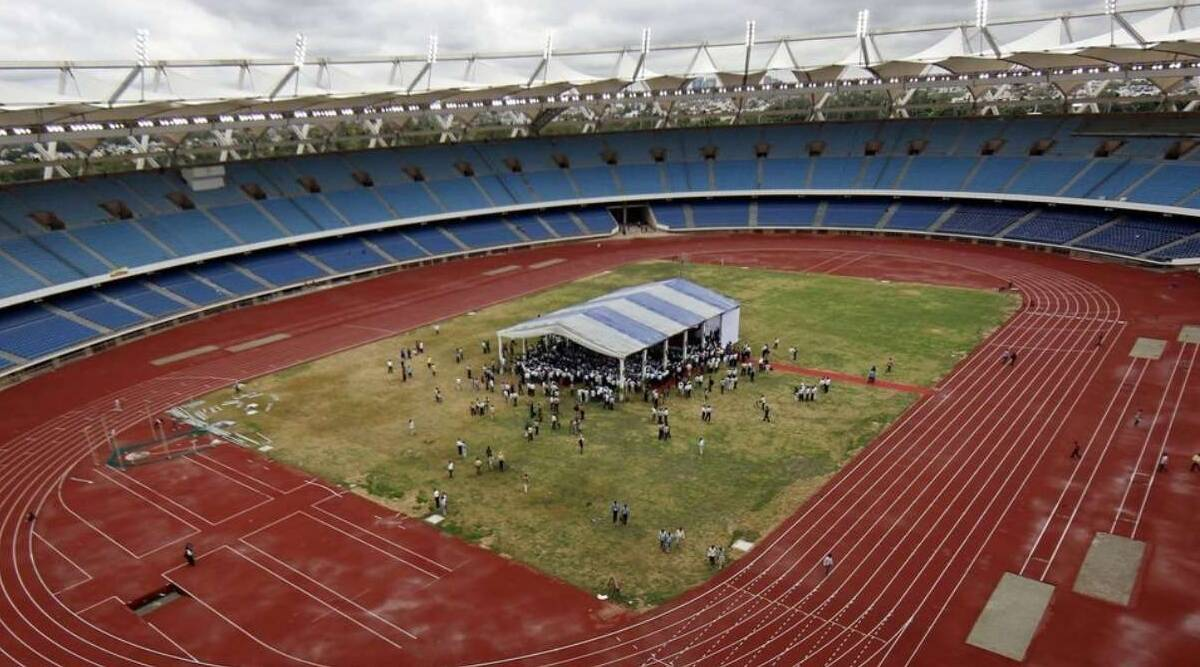 60th National Inter-State Athletics Championships