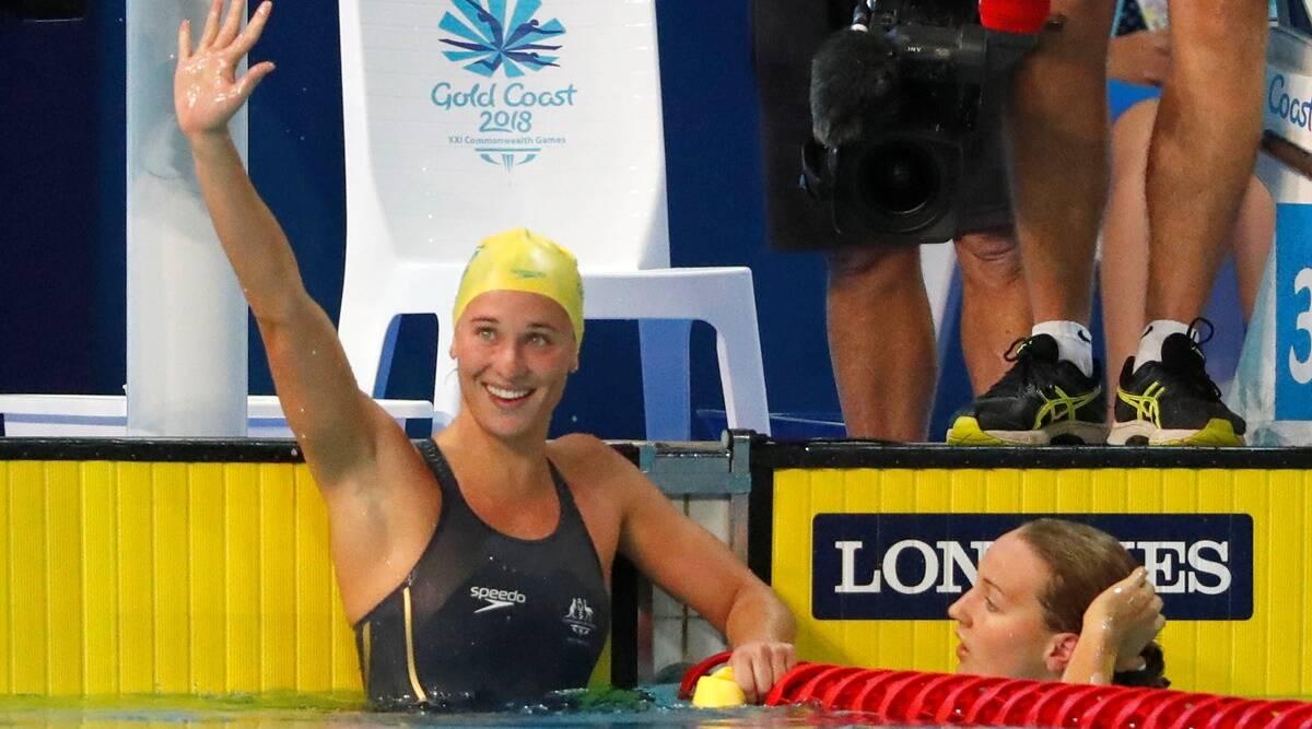 Australia Olympic Swimming Trials