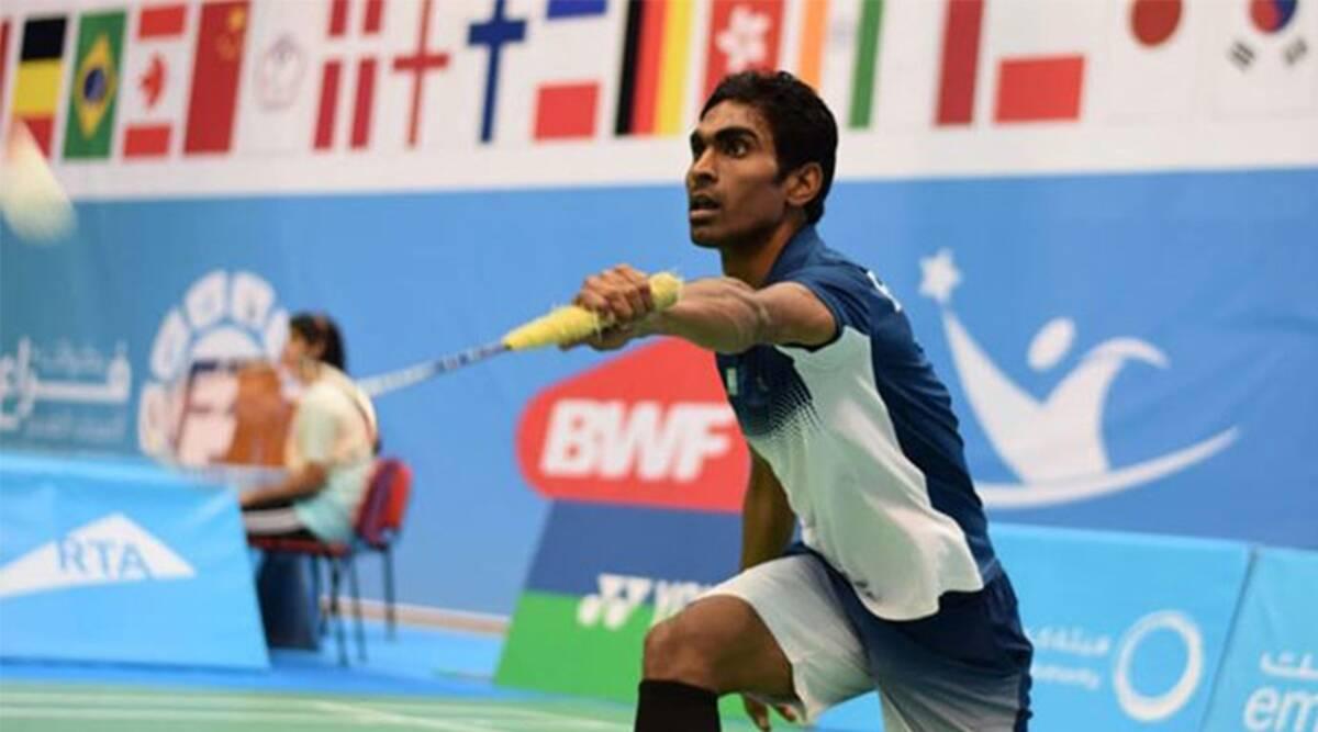 Paralympics Badminton Event