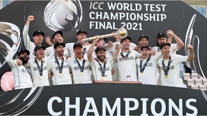 World Test Champions