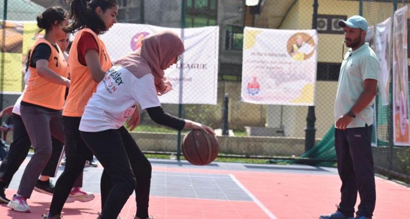 Women Basketball League