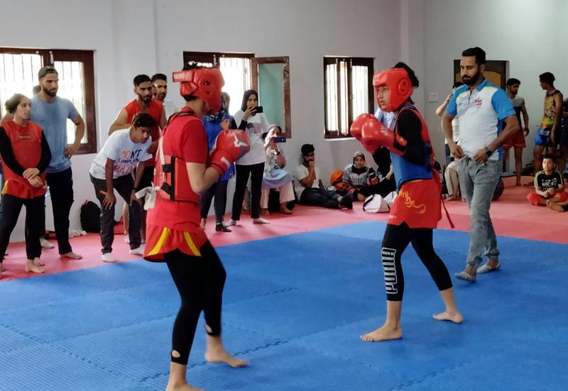 Wushu Selection Trials