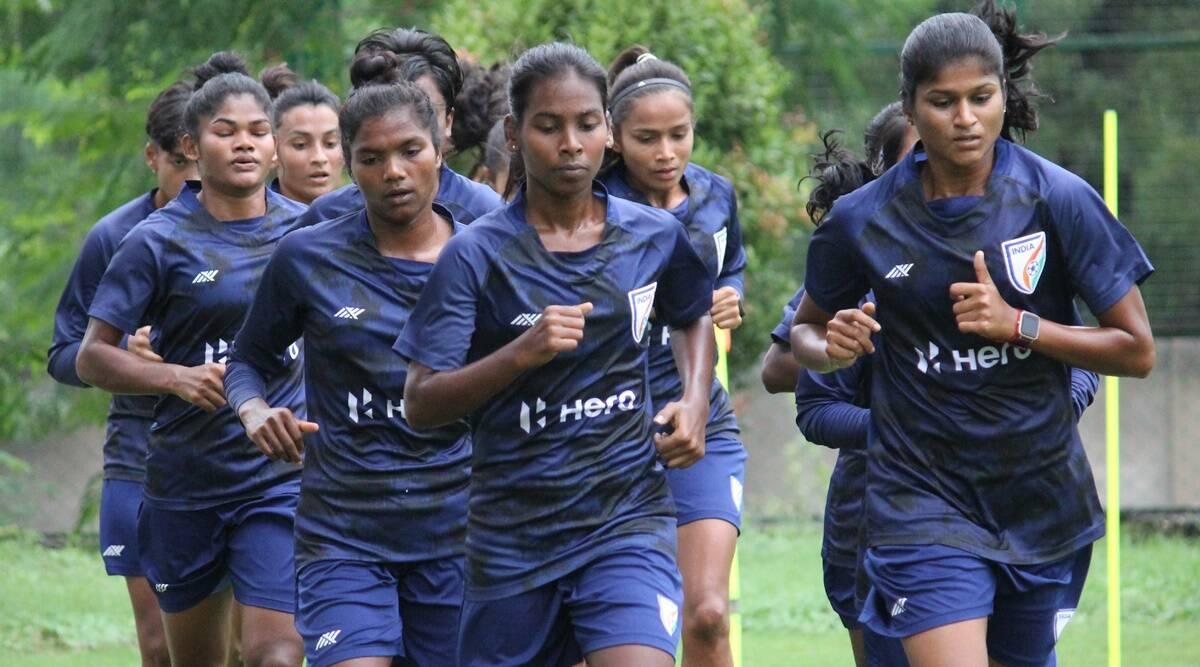 National Women Football Team