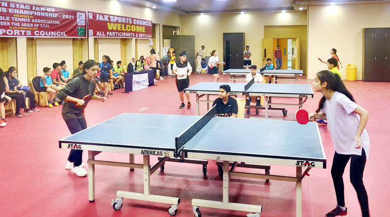Inter-District Table Tennis Championships