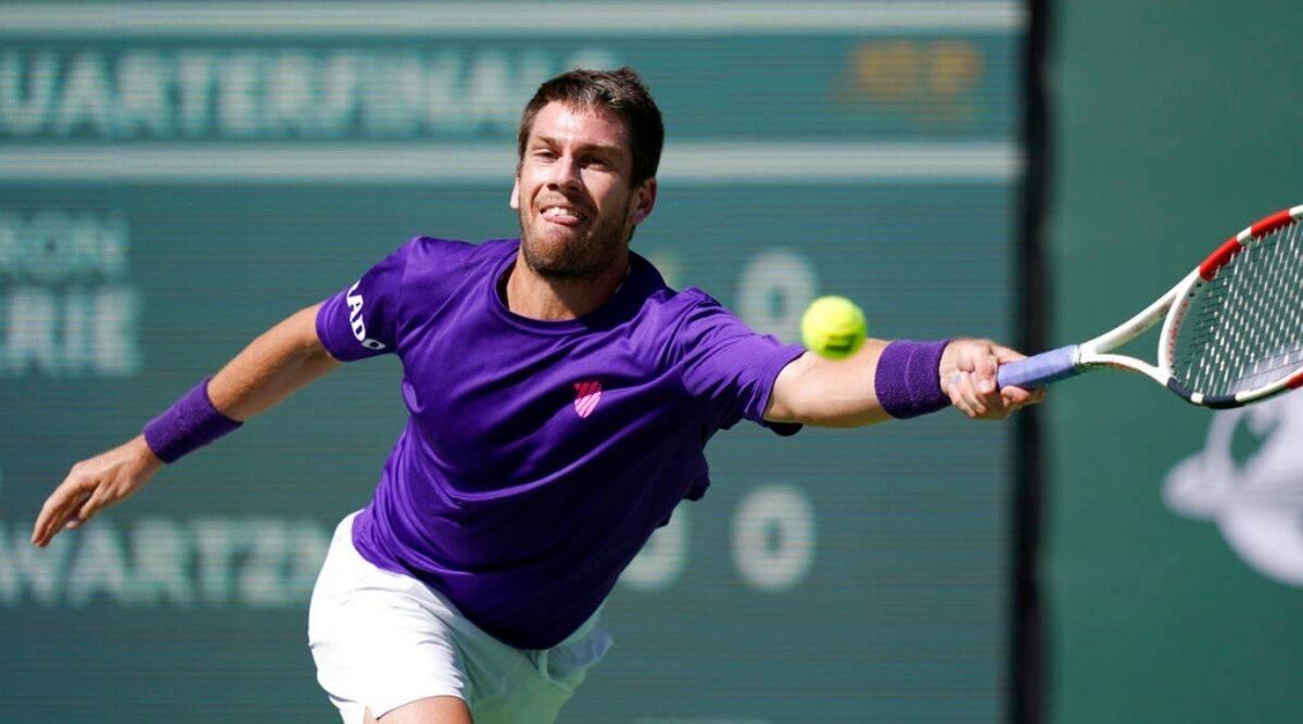 Paribas Open Tennis Tournament